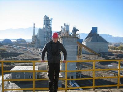 ЗАО «Южно-Кыргызский цемент» нашими глазами сегодня