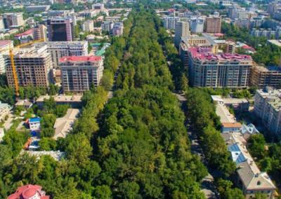 Анализ рынка земельных участков в Бишкеке и его пригороде в 2016 г.