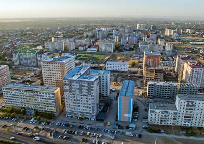 Вторичный рынок квартир в Бишкеке по состоянию на осень 2017 г.