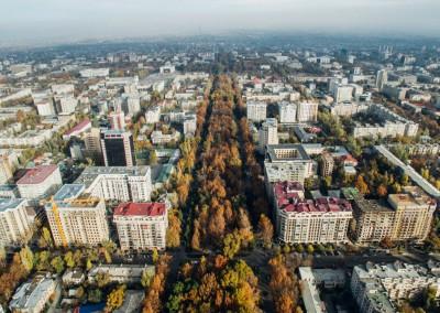 Анализ рынка земельных участков в Бишкеке и его пригороде в 2017 г.