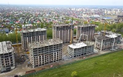 Ввод новых жилых площадей в Бишкеке упал до уровня 2005 года. Что дальше?